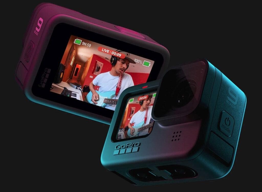 GoPro Hero 9 Black характеристики
