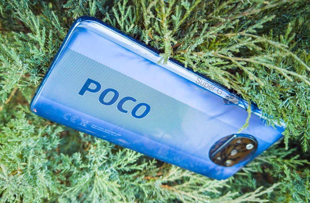 Отзывы Poco X3 NFC