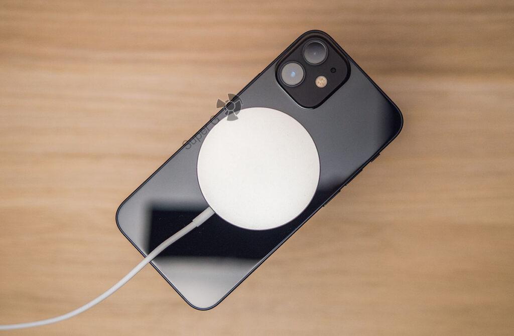 Зарядка MagSafe iPhone 12 mini