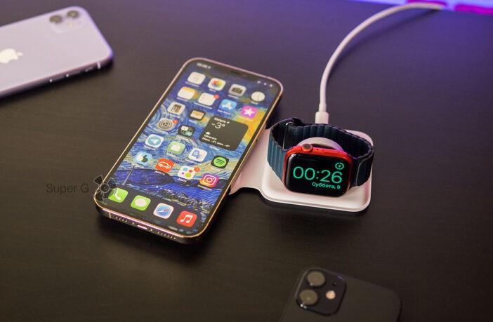 Обзор двойного зарядного устройства MagSafe Duo