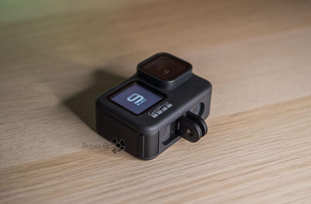 Крепление GoPro HERO 9 Black