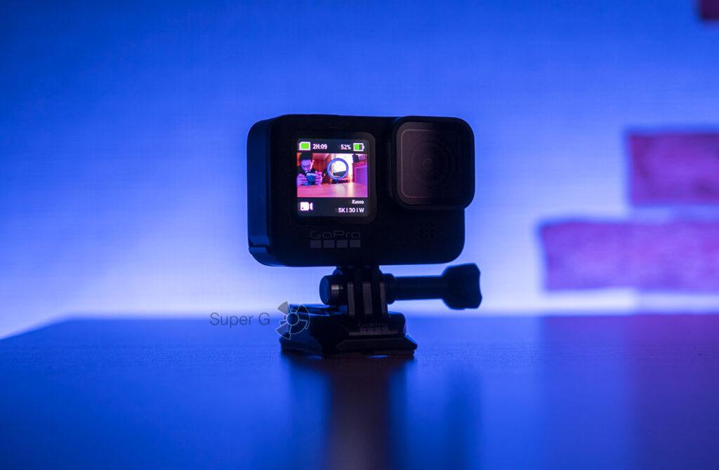 Передний экран GoPro HERO 9 Black