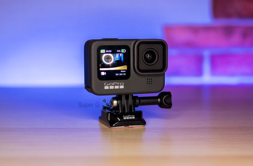 Цена GoPro HERO 9 Black