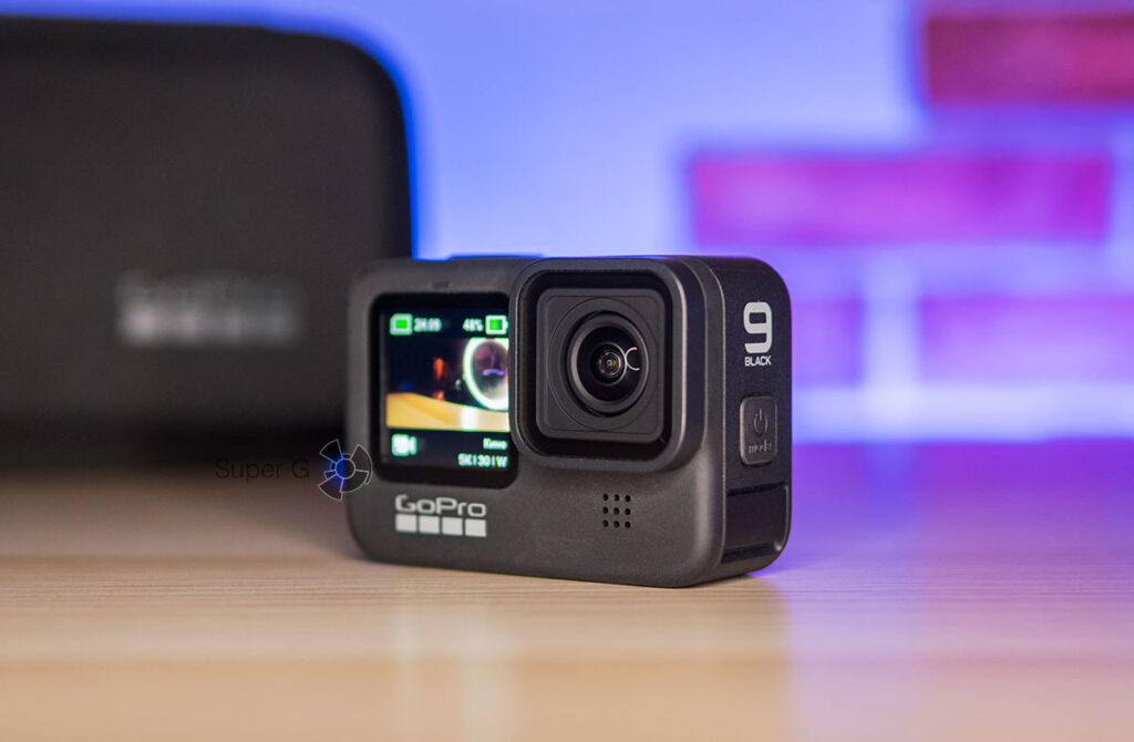 GoPro HERO 9 Black отзывы