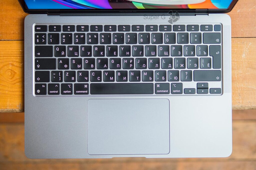 Клавиатура MacBook Air 2020 M1