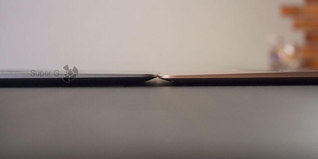 Размеры MacBook Air 2020