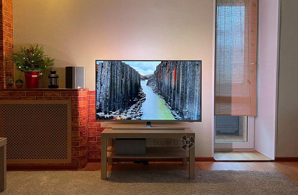 Philips 50POS8505 частота обновления экрана 100 герц