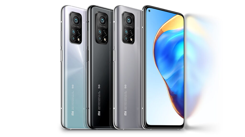 Xiaomi Mi 11 дисплей
