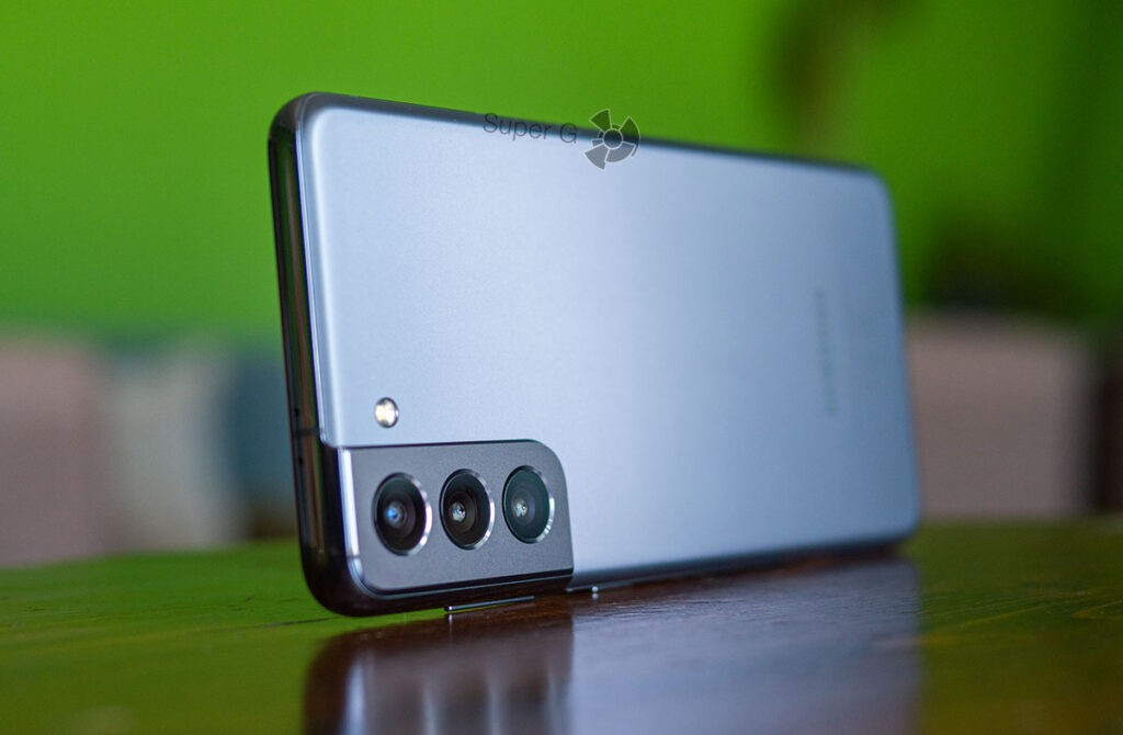 Samsung Galaxy S21 камеры