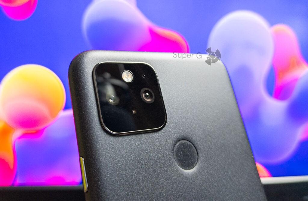 Google Pixel 5 смартфон