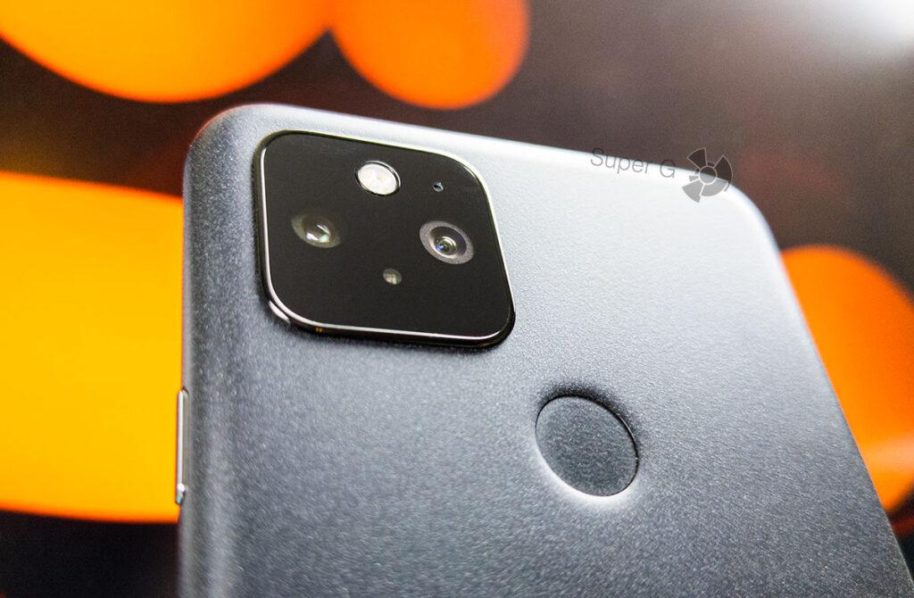 Google Pixel 5 характеристики