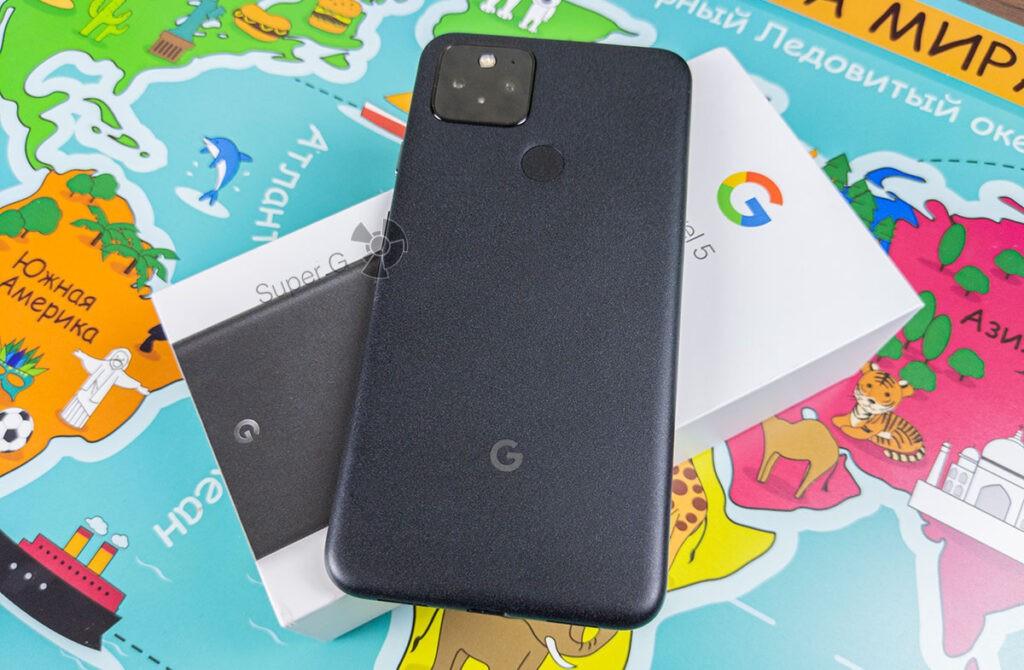 Google Pixel 5 цена