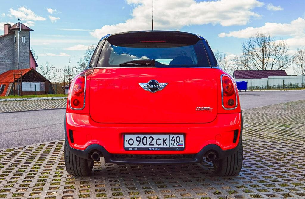 Купить Mini Countryman Cooper S 2011