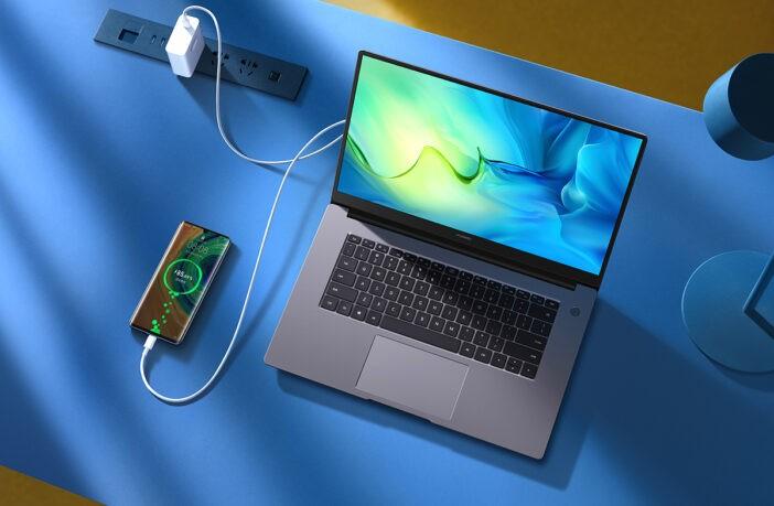 Подробные характеристики Huawei MateBook D 14, 15 и 16