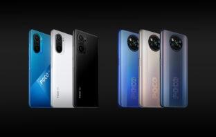 Характеристики Poco F3 и Poco X3 Pro