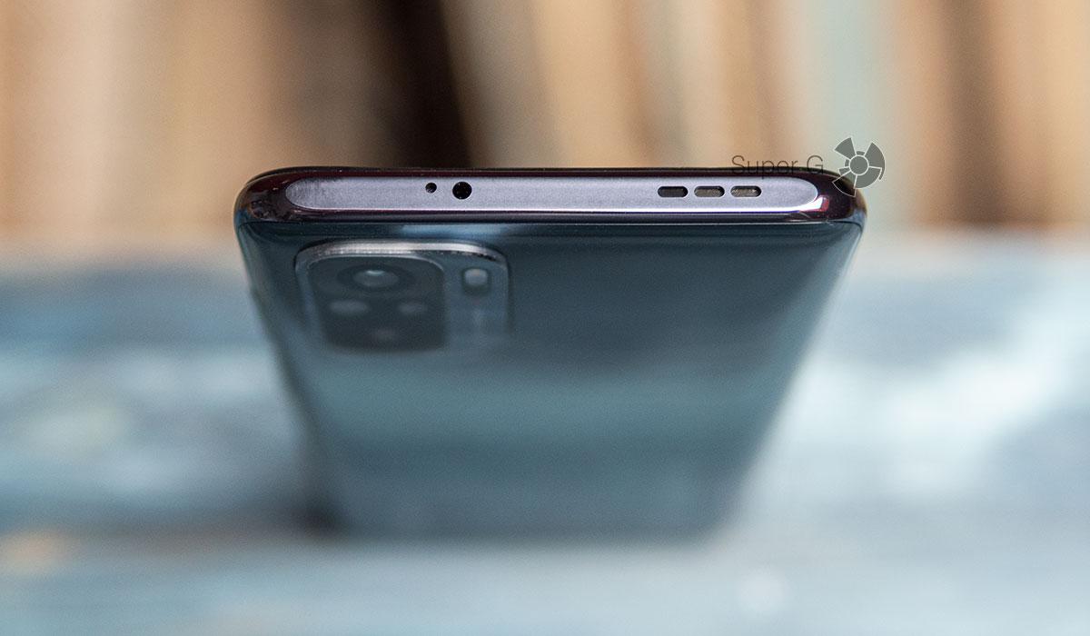 ИК-порт и второй динамик Redmi Note 10