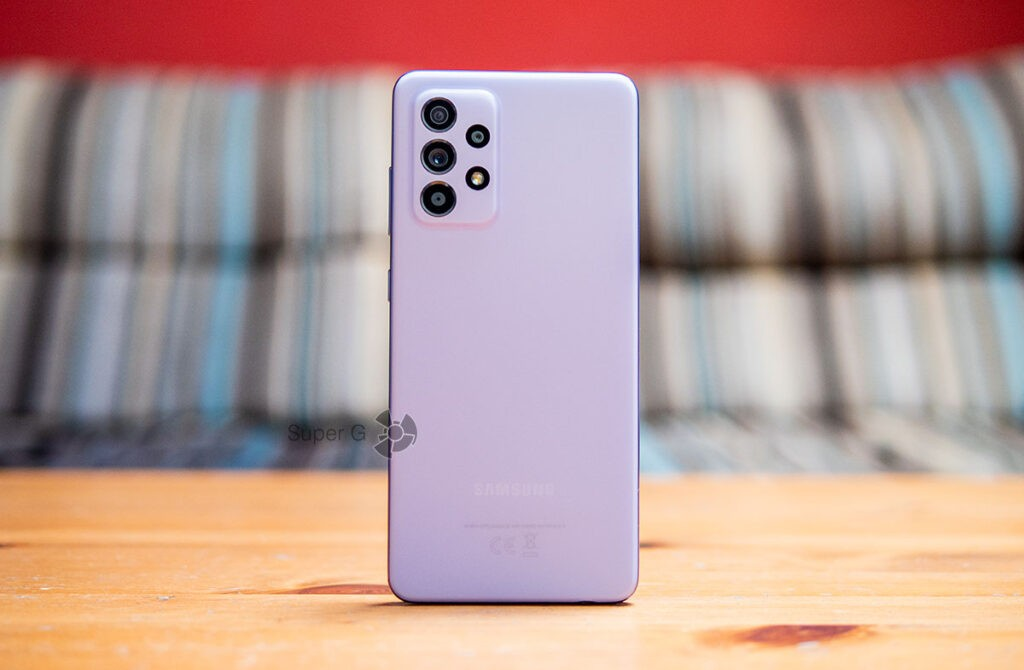Отзывы Samsung Galaxy A52