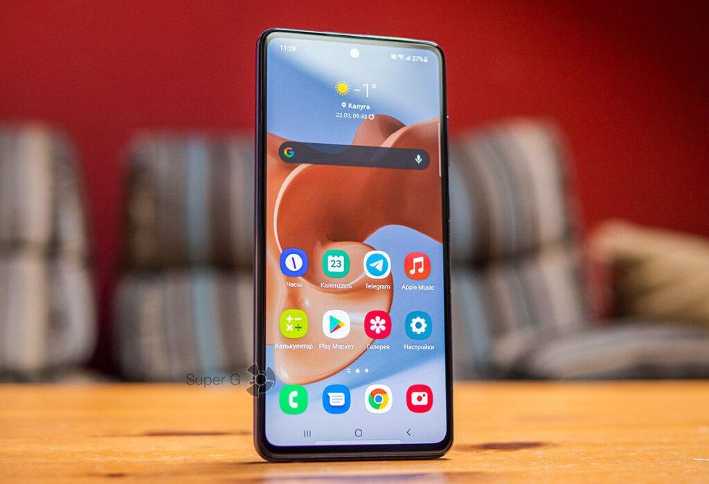 Samsung Galaxy A52 смартфон