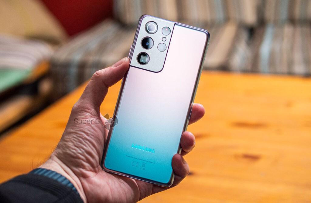 Samsung Galaxy S21 Ultra купить