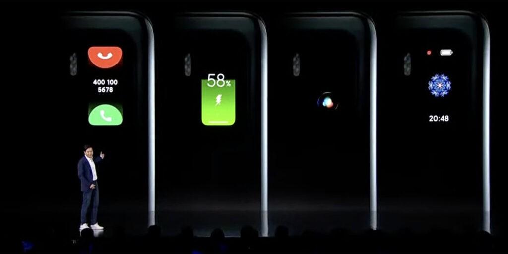 Зачем нужен второй экран Xiaomi Mi 11 Ultra