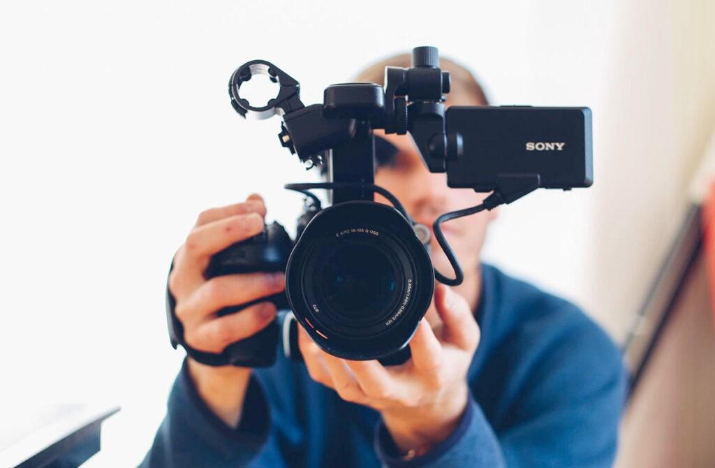 Sony camera video 4K