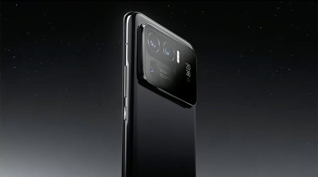 Xiaomi Mi 11 Ultra характеристики камеры