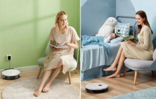 Два годных робота-пылесоса от Yeedi, чтобы не страдать от ежедневной уборки