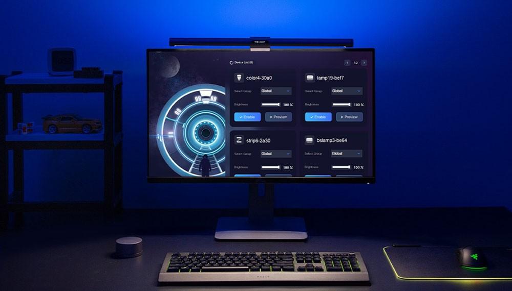 Yeelight Screen Light Bar Pro купить купон на скидку