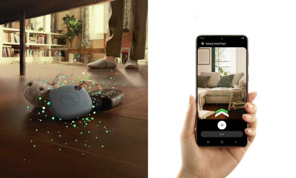 Samsung Galaxy SmartTag Plus купить