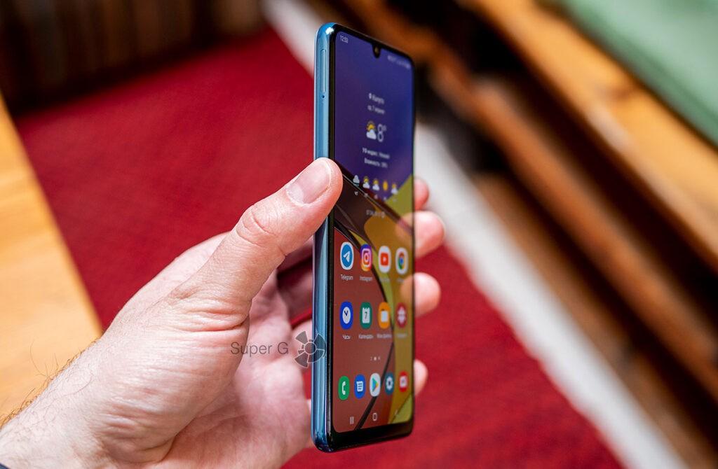 Смартфон Samsung Galaxy A32 купить