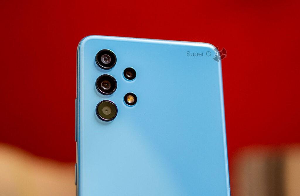 Качество фото и видео камеры Samsung Galaxy A32