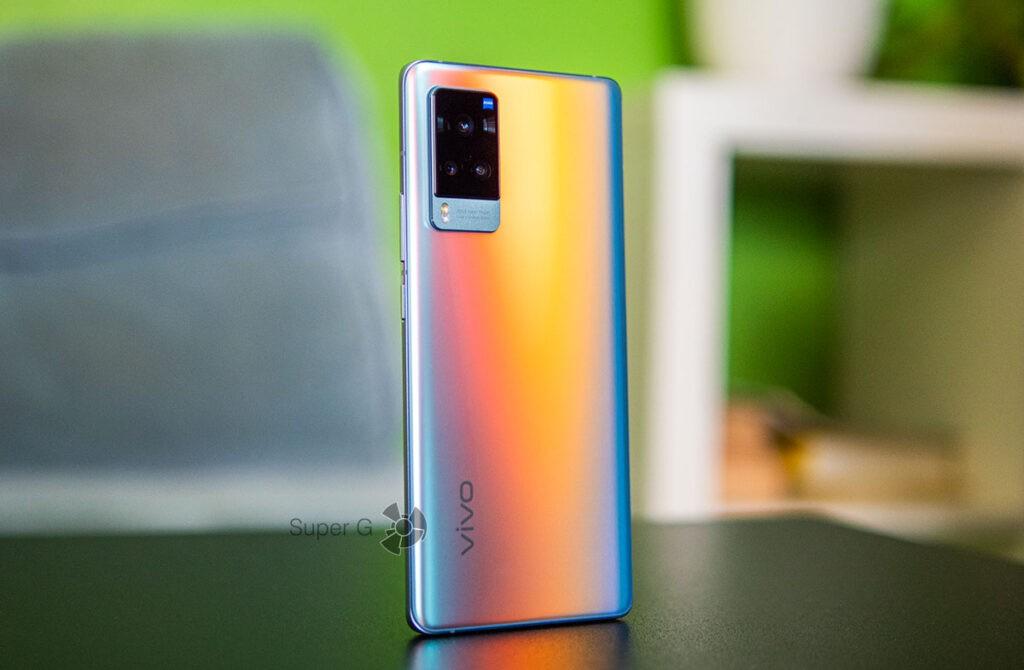 Смартфон Vivo X60 Pro 256 гб