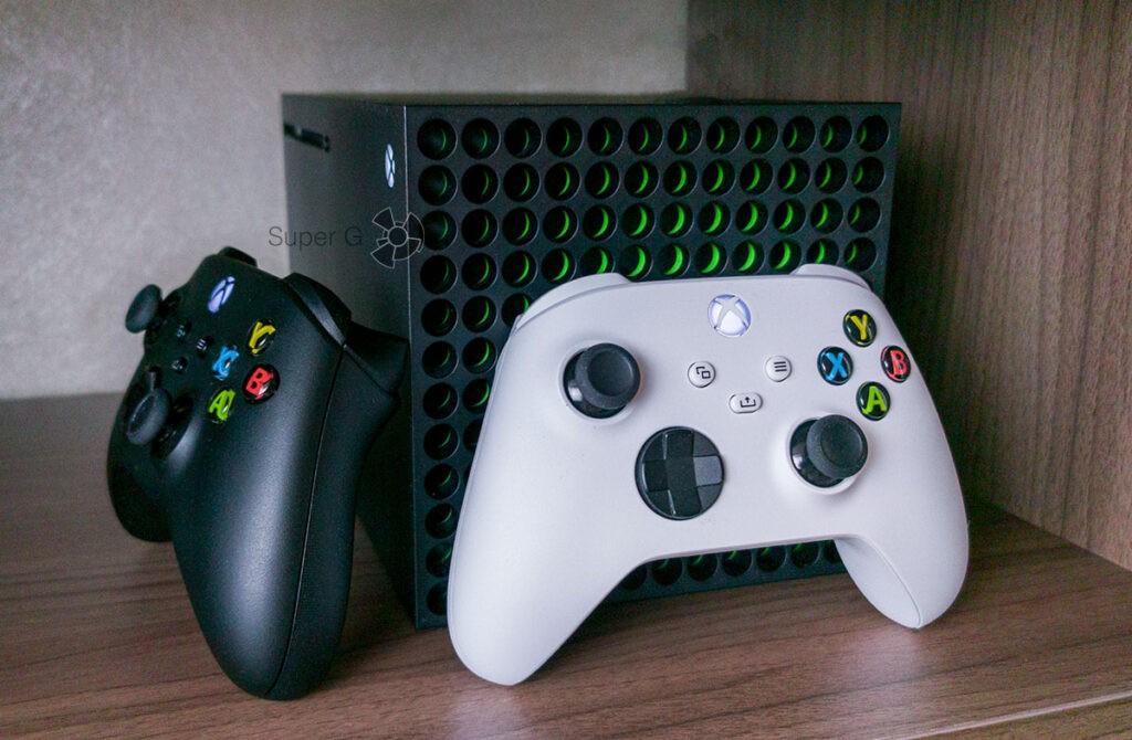 Xbox Series X обзор