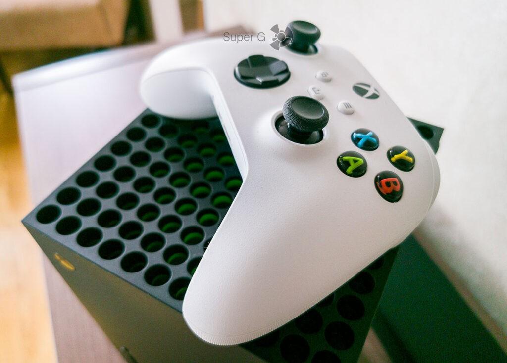 Геймад от Xbox Series X