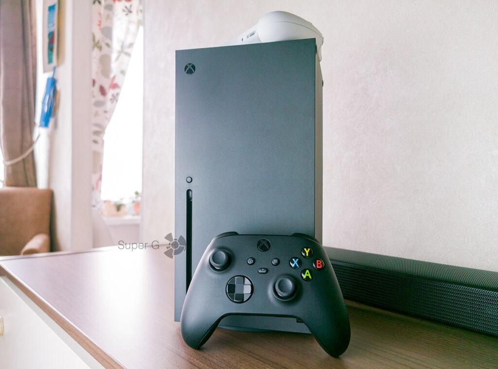 Xbox Series X характеристики