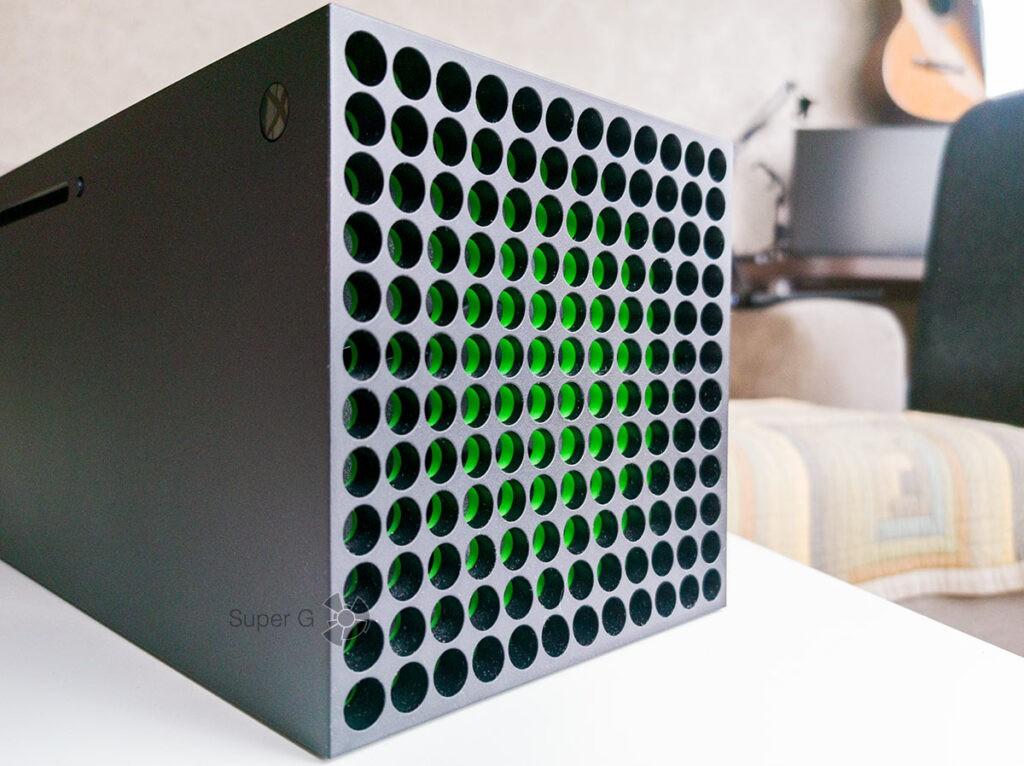 Память Xbox Series X