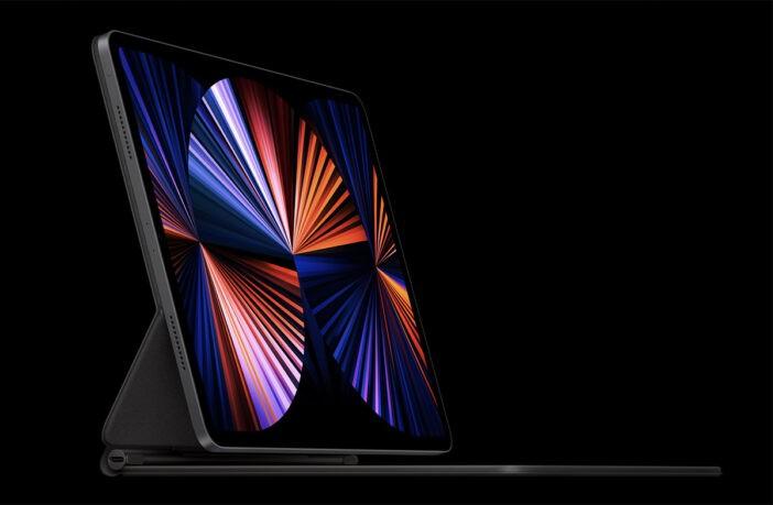 Новые iPad Pro на чипе M1 и с мозгодробительным экраном XDR Liquid Retina