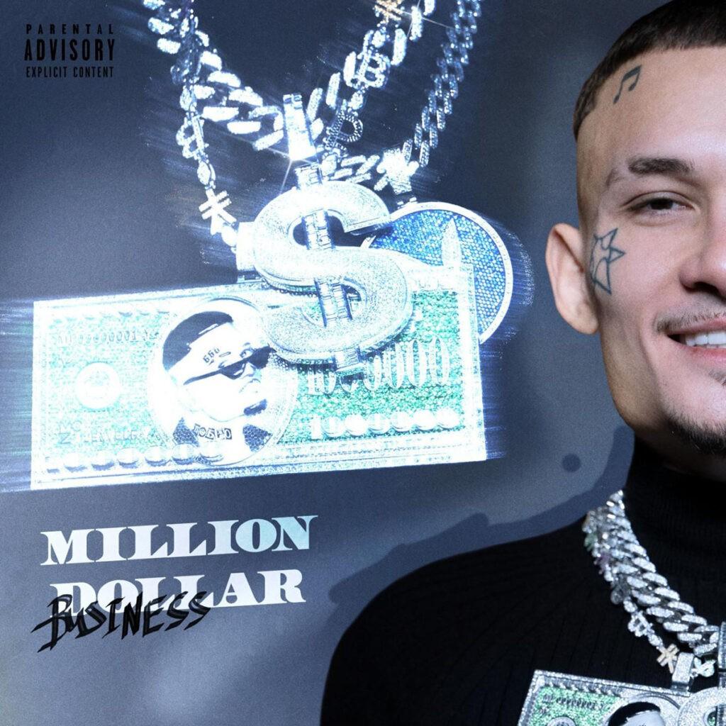 Рецензия на альбом Моргенштерна — Million Dollar: Business