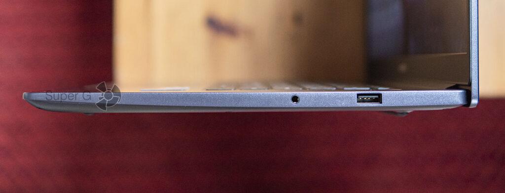 Honor MagicBook 15 2021 USB порт