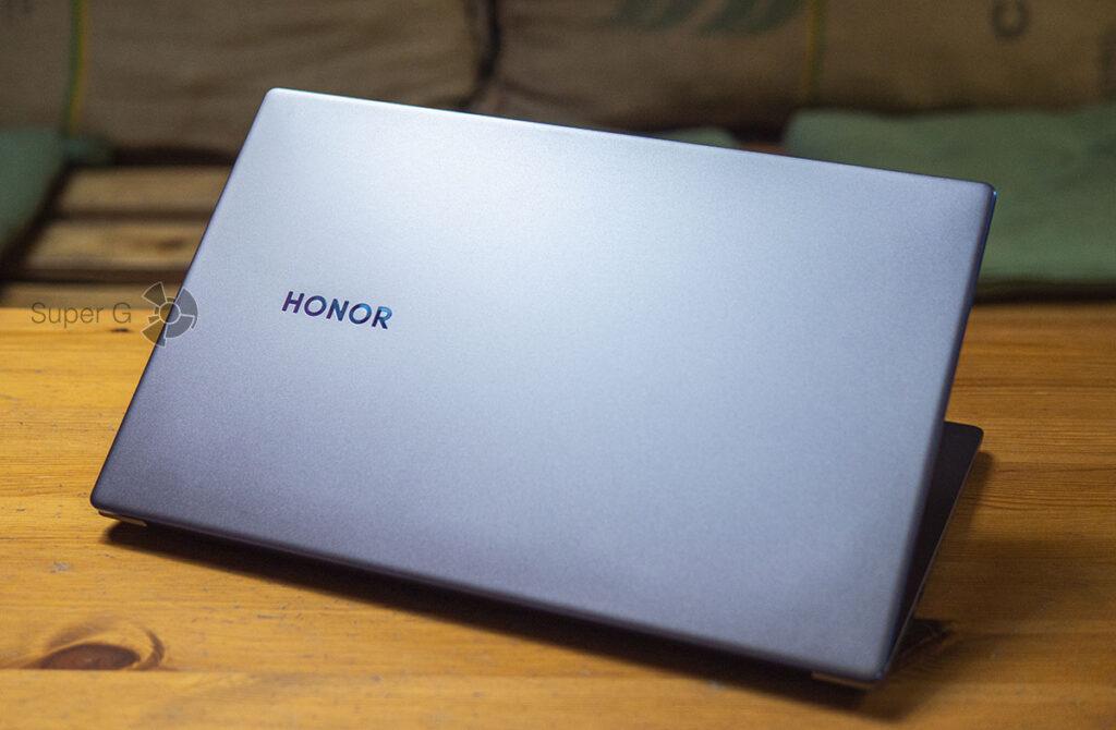 Металлический корпус Honor MagicBook 15 2021