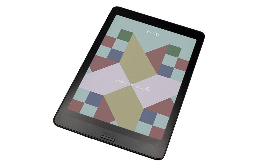 цветной экран ONYX BOOX Nova 3 Color цена