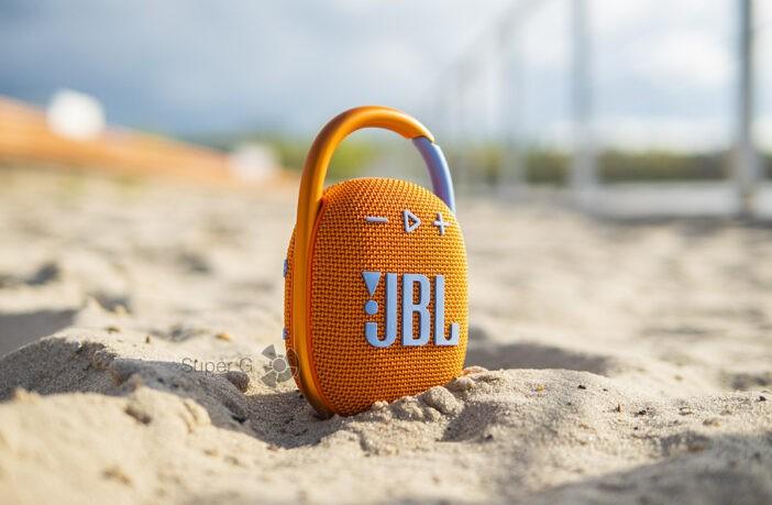 Обзор JBL Clip 4