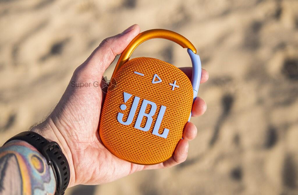 Беспроводная Bluetooth колонка JBL Clip 4