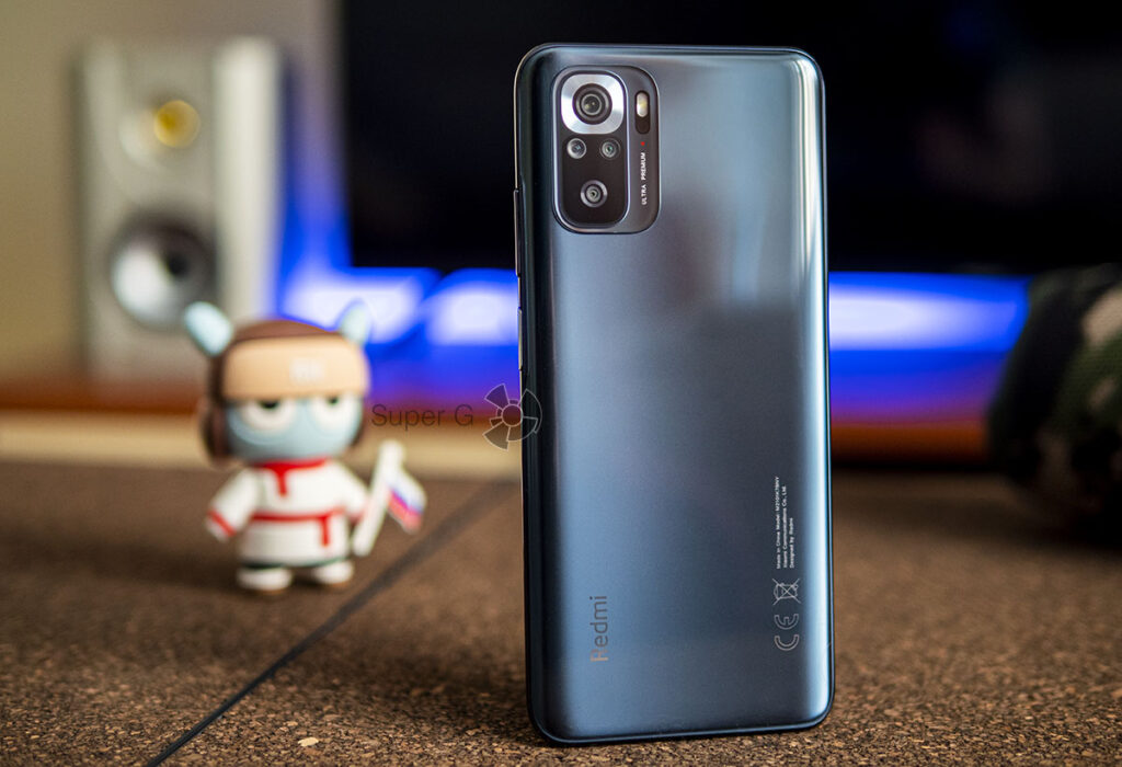 Отличия Redmi Note 10S