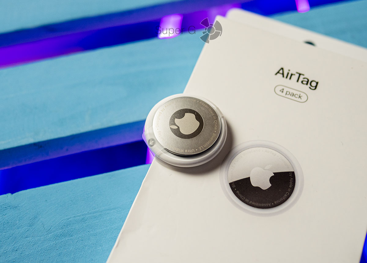 Купить новый Apple AirTag