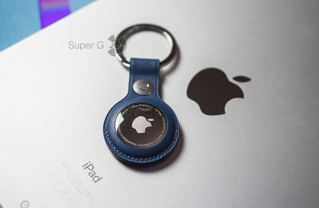 Работает ли Apple AirTag с iPad