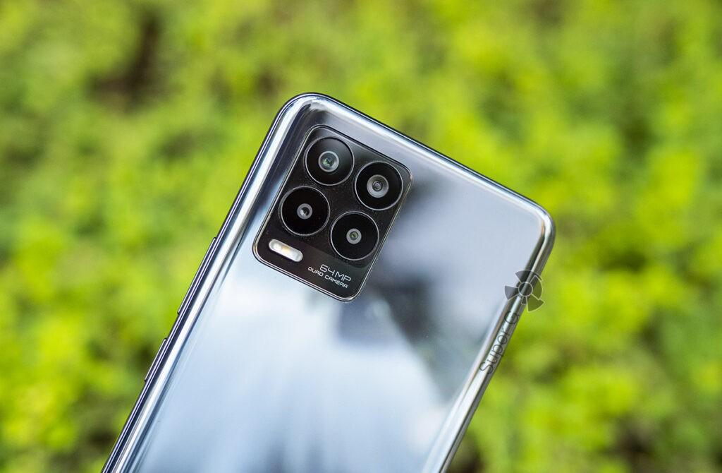 Камеры realme 8