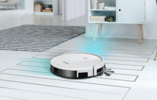 Smart AI G50 — недорогой робот-пылесос для влажной уборки и не только