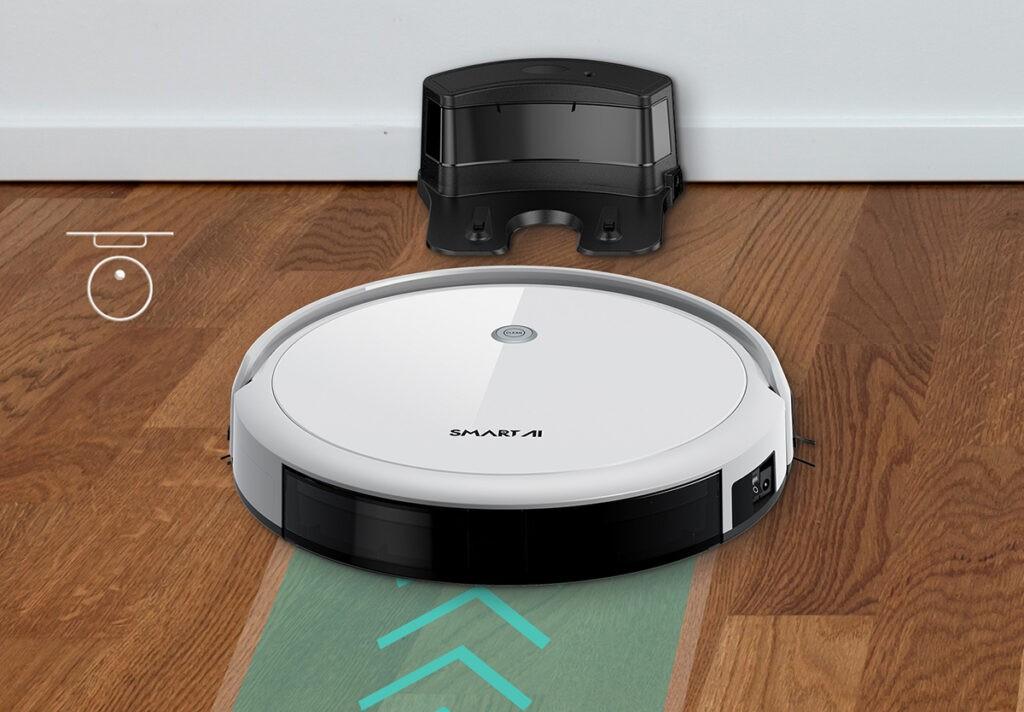 SmartAI G50 зарядка мощность всасывания