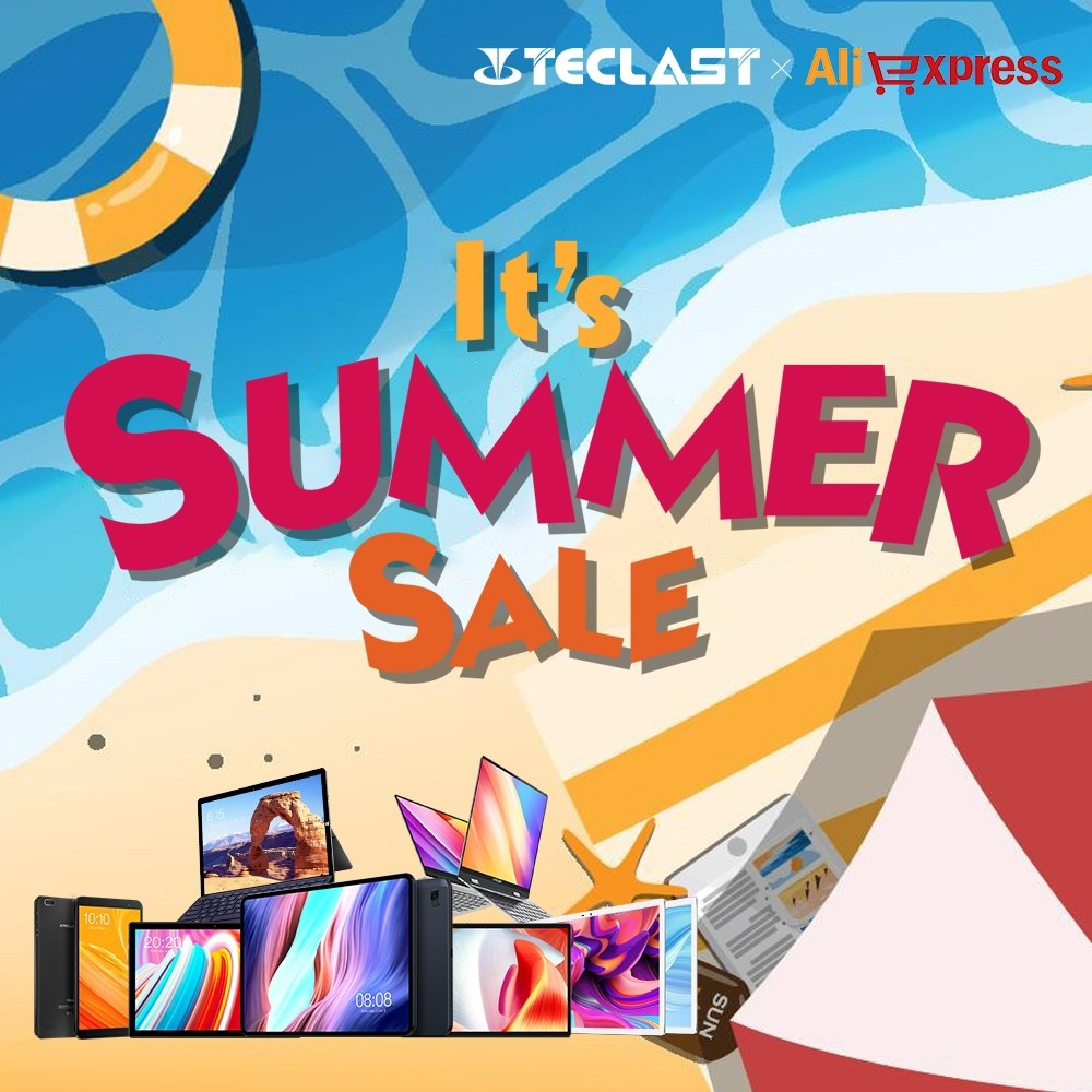 Summer sale Teclast